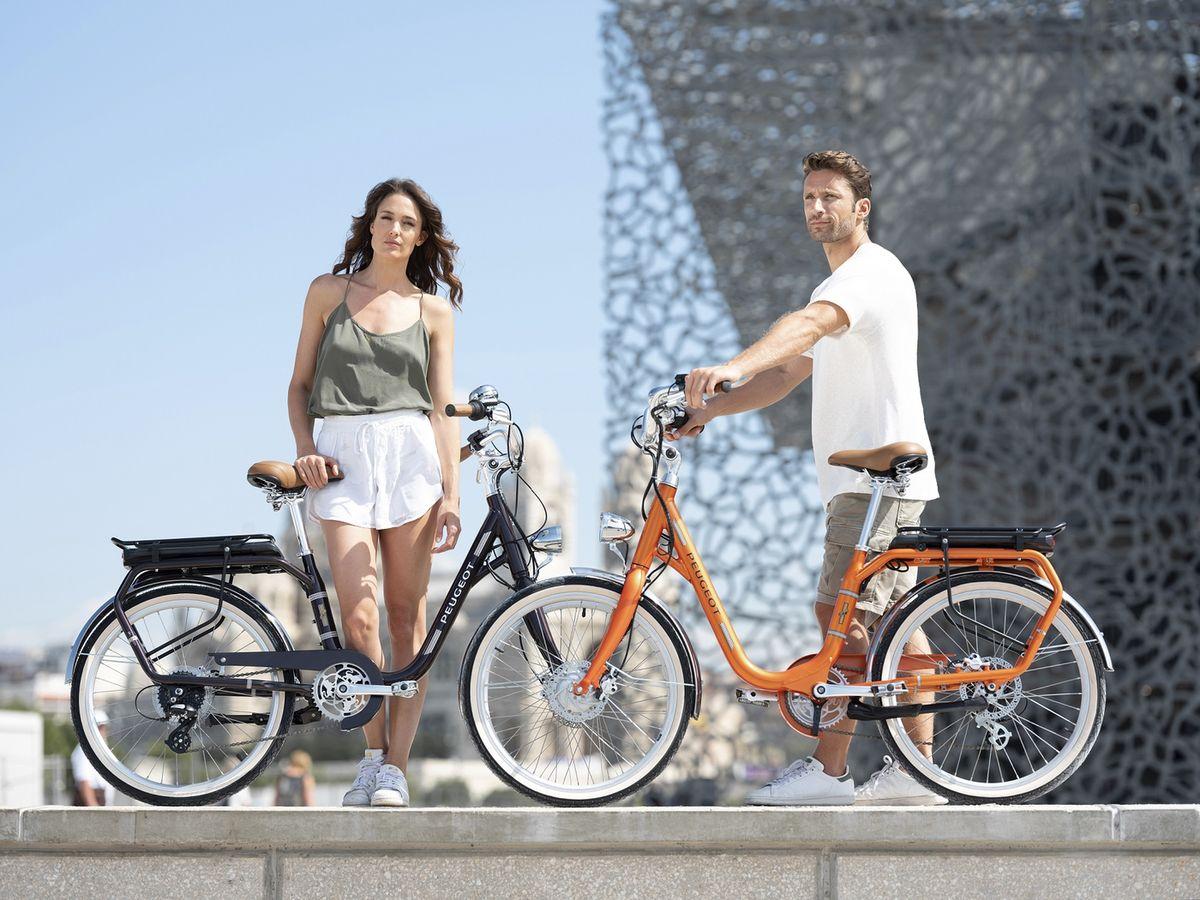 Peugeot acaba de lançar uma nova bicicleta elétrica