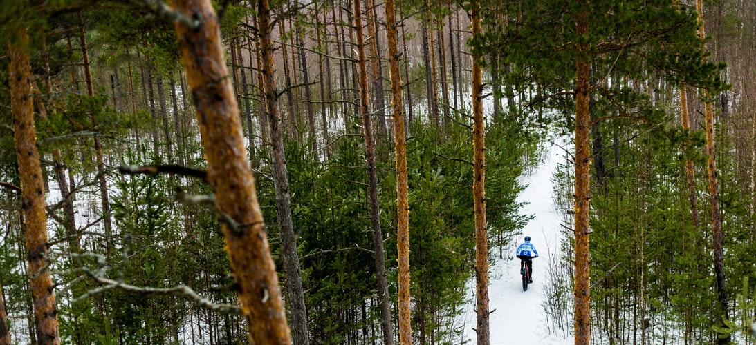 Os benefícios do ciclismo para a saúde mental