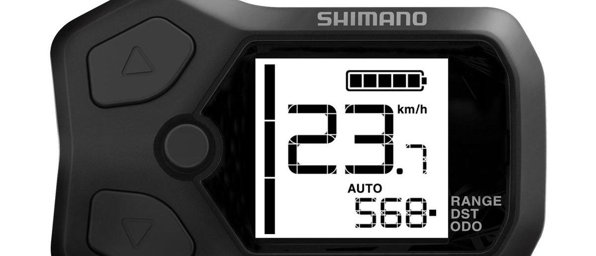 Bateria Shimano