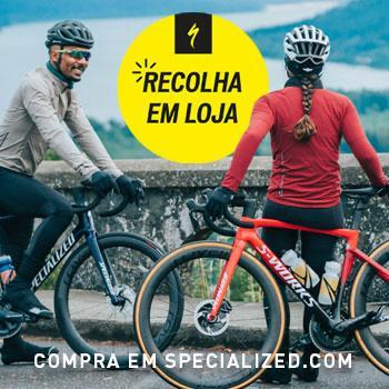 Specialized Recolha em Loja