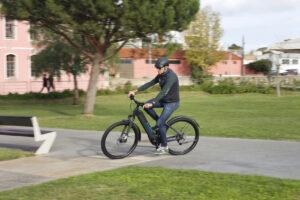 bicicleta urbana elétrica Cube Nuride Hybrid Pro 625 allroad