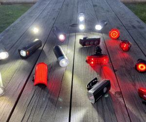 luzes para bicicleta