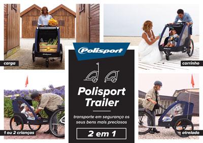 Polisport Stroller
