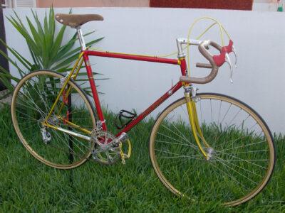 restauro bikes antigas